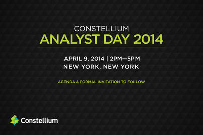 Constellium Analyst Day - April 9, 2014